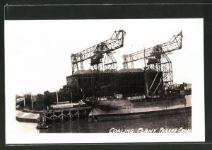 AK Panama Canal, Coaling Plant