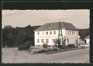 AK Karl im Burgenland, Gasthof und Fleischerei Lackner