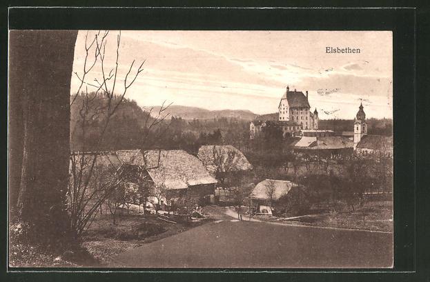 Bild zu AK Elsbethen, Ort...