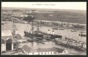 AK Lorient, le port de Guerre