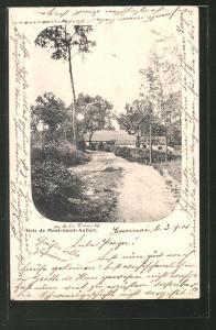 AK Mont-Saint-Aubert, Strassenpartie