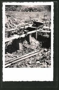 AK Kaprun, Bau der Limberg-Sperre, Talsperre