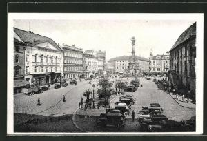 AK Olmütz / Olomouc, -Ring, Namesti Adolfa a