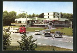 AK Bundesautobahn-Raststätte Renchtal-West von Familie K. Ott
