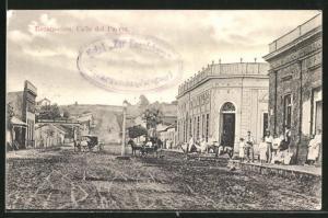 AK Encarnación, Calle del Puerto