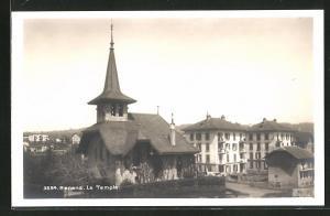 AK Renens, Le Temple