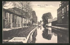 AK Alphen a. d. Rijn, Kanaalstraat