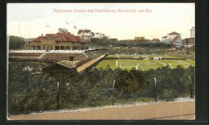 AK Noordwijk aan Zee, Panorama Casino met Tennisbaan