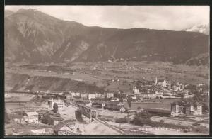 AK Brigue, vue générale, Panoramablick auf den Ort