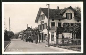 AK Ebertswil, Strassenpartie