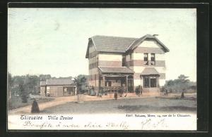 AK Thieusies, Villa Louise