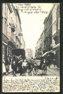 AK Liège, Rue de la Cathédrale