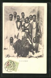 AK Senegal, Le roi du Djoloff