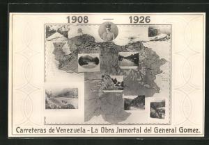 AK Carreteras de Venezuela, La Obra Inmortal del General Gomez