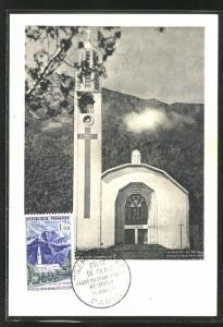 Maximum-AK Cilaos, L`Eglise de Cilaos, Massif du Grand Benard, Reunion