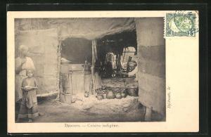 AK Djibouti, Cuisine indigene