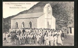 AK Gheleb, Ev. Fosterlands-Stiftelsens mission, Missionskyrkan