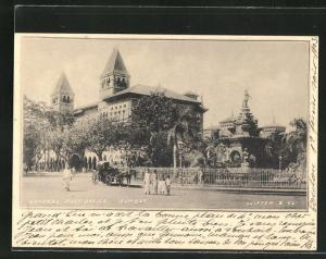 AK Bombay, General Post Office