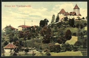 AK Trachselwald, Ortsansicht