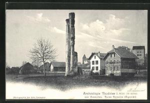 AK Avenches, Ruine Romaine