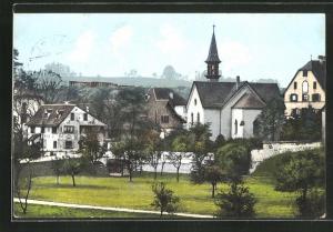 AK St. Jacob a. d. Birs, Teilansicht