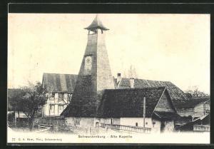 AK Schwarzenburg, Alte Kapelle