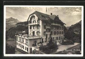 AK Hohfluh, Kurhaus Alpenruh