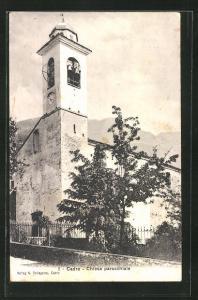 AK Cadro, Chiesa parocchiale