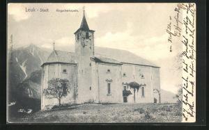 AK Leuk-Stadt, Ringackerkapelle