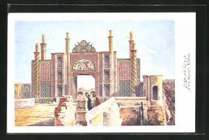AK Téhéran, Porte Royale