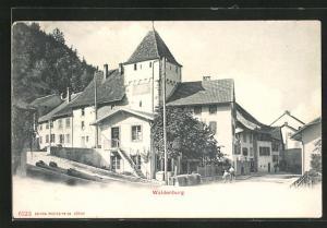 AK Waldenburg, Teilansicht