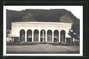 AK Burgdorf, Kant. bern. Ausstellung für Gewerbe & Industrie 1924, Ausstellungsgelände