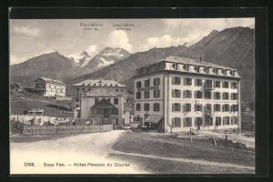 AK Saas Fee, Hotel-Pension du Glacier