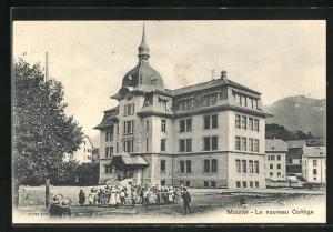 AK Moutier, Le nouveau Collège