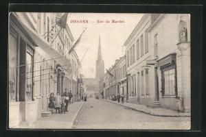 AK Iseghem, Rue du Marche