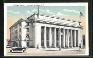 AK Buffalo, NY, Lehigh Valley Terminal