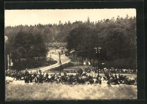 AK Hohenstein-Ernstthal, Sachsenring-Autorennen, MTS Kurve