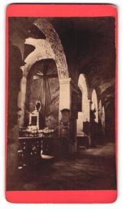 Fotografie Fotograf unbekannt, Ansicht Salzburg, Grabstätte von M. Haydn zu St. Peter