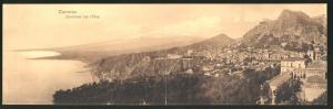Klapp-AK Taormina, Panorama con l`Etna