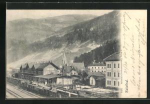 AK Selzthal, Bahnhof