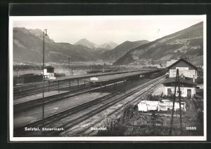 AK Selztal, Bahnhof