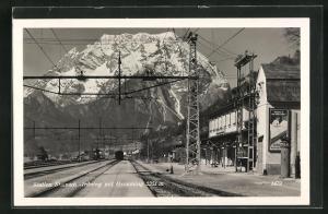 AK Stainach-Irdning, Station mit Grimming