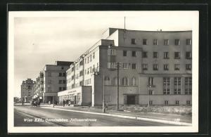 AK Wien, Gemeindebau Jedleseerstrasse