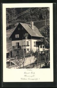 AK Mariazell, Villa Klaus Kuss, Victor-Langgasse 1
