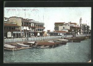 AK Port Said, Quai Francois, Joseph