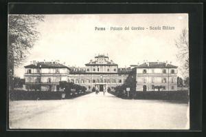 AK Parma, Palazzo del Giardino, Scula Militare