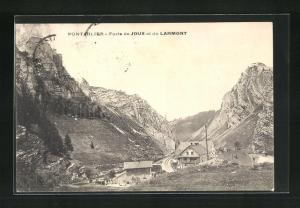 AK Pontarlier, Forte de Joux et du Larmont