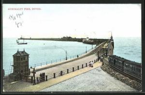 AK Dover, Admiralty Pier