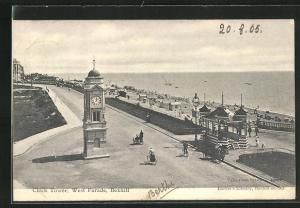 AK Bexhill, Clock Tower, West Parade