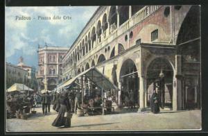 AK Padova, Piazza delle Erbe